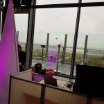 Geburtstag in Dortmund am Flughafen